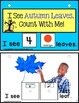 Adapted Book AUTUMN LEAVES Interactive Counting Sentence Building