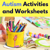 Autism Activities and Worksheets