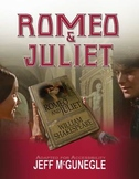 Romeo and Juliet (Black & White Version)  Autism Adapted Book