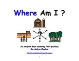 Autism Adaptive Book Where Am I