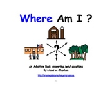 Autism Adaptive Book Where Am I