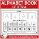 Alphabet A Cut & Paste Activity Book