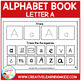 Alphabet A-Z Cut & Paste Activity Book Bundle