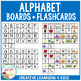 Alphabet Matching Boards & Flashcards