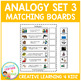 Analogy Matching Boards Set 3
