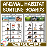Animal Habitat Sorting
