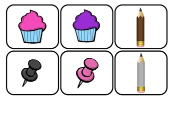 Autism, Answer Which One Questions, Picture Choice, Speech, Colors;