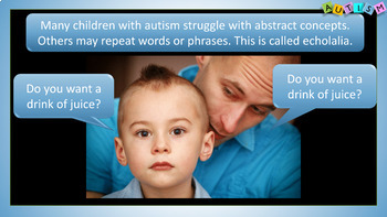 Autism Awareness 120 Slide Presentation