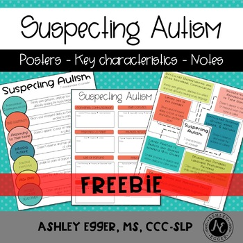 Autism Awareness Posters