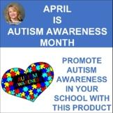 Autism Awareness Packet