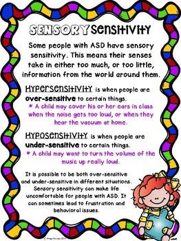 Autism Awareness (3rd-5th)