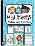 Autism Awareness Activities and Posters