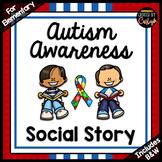 Autism Awareness Activity - Social Story