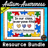 Autism Awareness Activities and Resources--Distance Learning