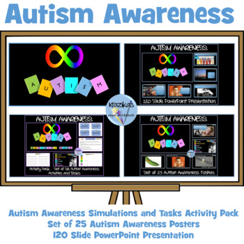 Autism Posters Worksheets Teachers Pay Teachers