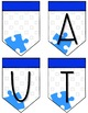 Autism Awareness Bunting