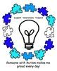 Autism Awareness Clip Art and Poster