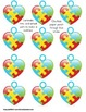 Autism Awareness FREE Poster and Necklace