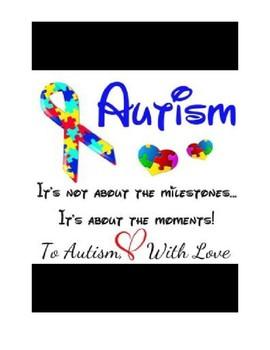 Autism Awareness Posters - Portrait