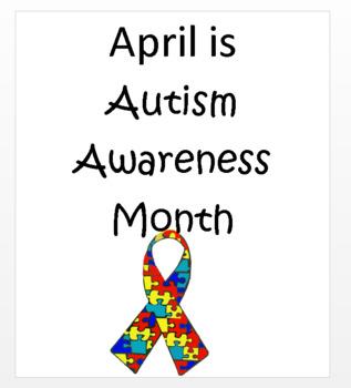 Autism Awareness Promoting Ideas