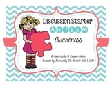 Autism Awareness Mini Reader & Lesson Companion