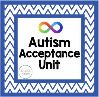 Autism Awareness Unit - Help Raise Understanding and Knowledge!