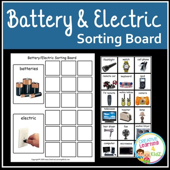 Battery & Electric Sort