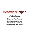 Autism Behavior Helper