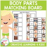 Body Part Matching Board