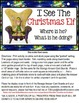CHRISTMAS ELF Build A Sentence with Pictures Interactive Activity Book