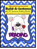 AUTISM Building Sentences for Visual Learners for Special