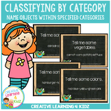 Classifying by Category Cards
