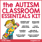 Autism Classroom Essentials Kit