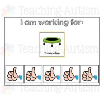Autism Classroom, Visuals Bundle
