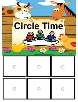 Autism Classroom Visuals Kit - FARM THEME