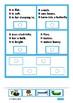 Reading Comprehension Match Autism Special Education ESL