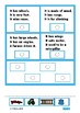 Autism and Special Education Reading Comprehension Clue Ca