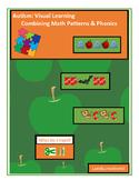 Autism: Combining Math Patterns & Phonics