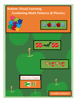 Autism: Combining Math Patterns & Phonics