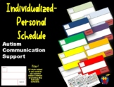 Autism Communication Visual Support Individualized Persona