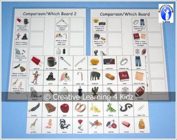 Comparison Which Boards