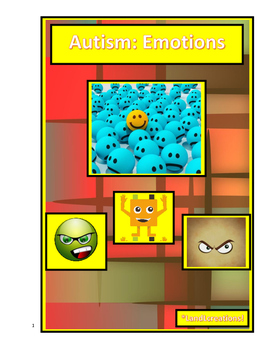 Autism: Comprehension, Pronouns & Emotions II