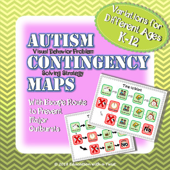 Autism Contingency Maps