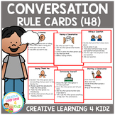 Conversation Rule Cards