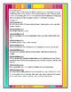 Writing: Visualizing Sentences