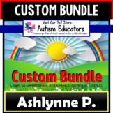 Autism Educators CUSTOM BUNDLE of Special Education Resour
