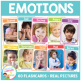 Emotions & Feelings Flashcards