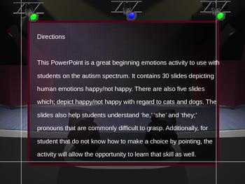 Autism: Emotions