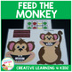 Feed the Monkey Following Directions
