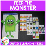 Feed the Monster Following Directions Halloween